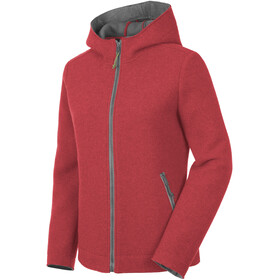SALEWA Sarner 2 Layer Wool Full-Zip Hoodie Damen cornell